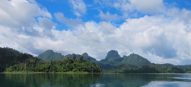 khao sok lake tour