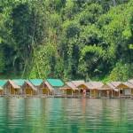 Khao Sok Seehütten