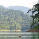 Khao Sok Seeschwimmen