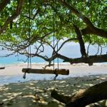 similan insel 4 schaukel strand