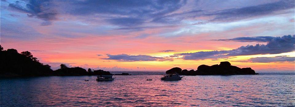 Similan Islands Wetter