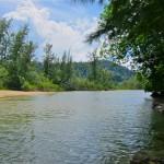 Koh Ra Fluss