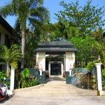 Suwan Palm Eingang