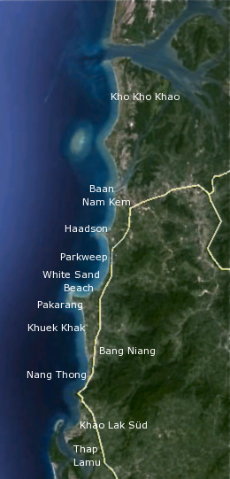 khaolak map