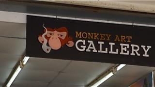 Monkey Art Gallery