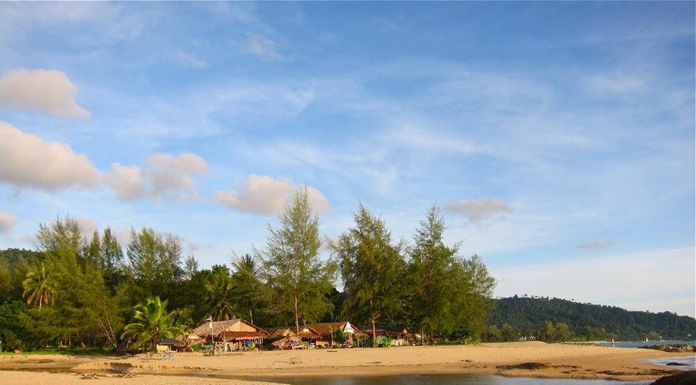 Beach Bar Bang Niang Mai 2015