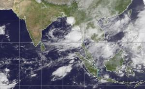Zyklon Roatu am 23.Mai 2016