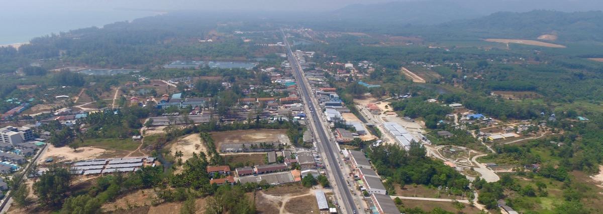 Phetkaserm Highway 4, Bang Niang