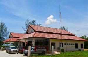 die neue Khaolak Police Station