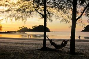 prathong oasis sunset