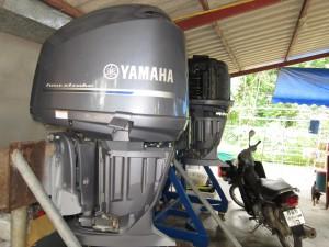 yamaha 350 four stroke